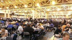 "TechEd 2013 Meal Hall • <a style=""font-size:0.8em;"" href=""http://www.flickr.com/photos/96477962@N05/8951012619/"" target=""_blank"">View on Flickr</a>"