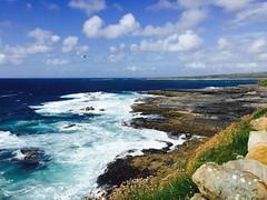 (Ruby L9) Tags: sea shore coast landscape rock wave seaside ocean cliff