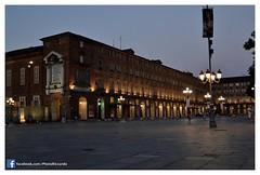 Torino by Night - Luglio 2016 Riccardo Evola 10 (Riccardo Evola) Tags: torino turin night city po murazzi piazzacastello palazzomadama piazzasancarlo piemonte turismo