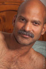IMG_2715 (DesertHeatImages) Tags: joe hunter canada furry hairy bear cub muscular muscles fit daddy