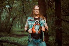 IMG_4885 (rodinaat) Tags: longhair longhairman longhairedman longhaired beard bearded metal metalhead powermetal trashmetal guitar musican guitarplayer brutal forest summer sun