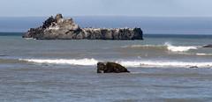 LostCoast5June 05, 2016.jpg (kopperlben) Tags: california lostcoast northamerica northamericaunitedstates pacificcoast steamboatrock unitedstates oceans seascapes waterpacificocean ferndale