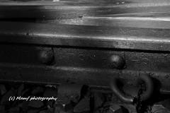 The real Hull rails. (MAMF photography.) Tags: art oily grease blancoynegro blanco blancoenero blackandwhite blackwhite britain bw biancoenero city dark england enblancoynegro eastyorkshire flickrcom flickr google googleimages gb greatbritain greatphotographers greatphoto hull hu1 inbiancoenero image mamfphotography mamf monochrome nikon noiretblanc noir negro north nikond7100 northernengland old photography pretoebranco photo railway railwaylines railwaystation railwaytrack sex schwarzundweis schwarz summer town uk unitedkingdom upnorth yorkshire zwartenwit zwartwit zwart
