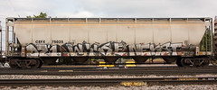 393896_DSC_3095 (The Curse Of Brian) Tags: trains freights graffiti minnesota minneapolis nekst wyse