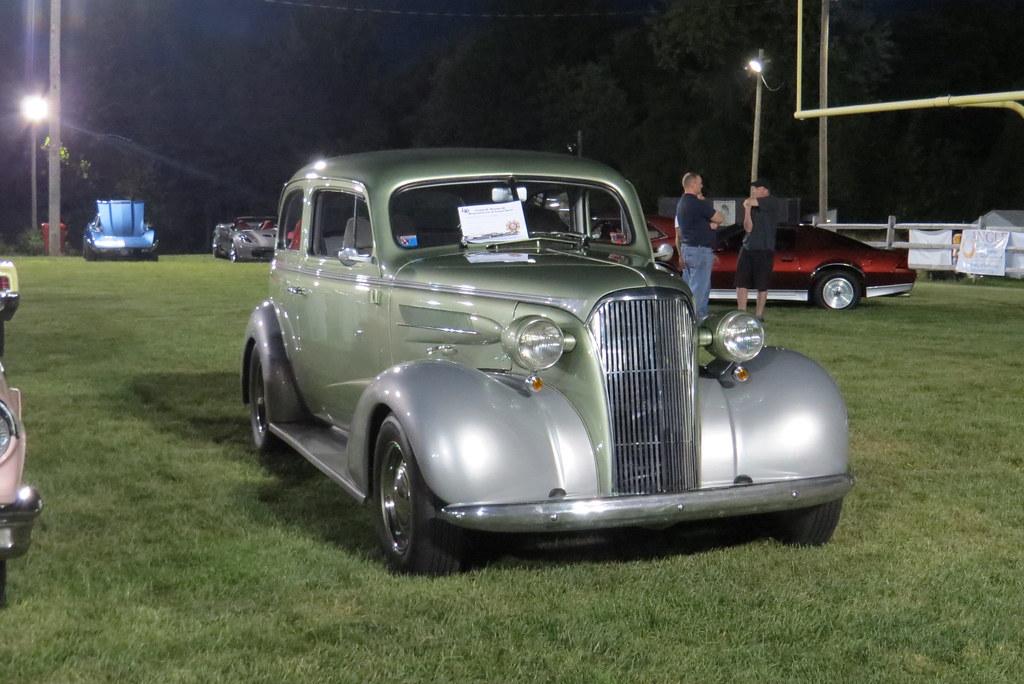 Plymouth Vfw Car Show