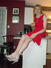 June 2016 (55) (Rachel Carmina) Tags: cd tv tg trap tgirl trans femboi legs heels transvestite crossdresser