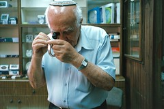(Nadav G.) Tags: watchmaker film analog 35mm fujisuperia 400