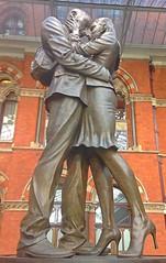 St Pancras (Hugh Lester) Tags: stpancras