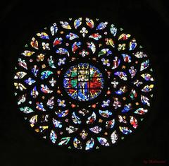 Heavenly art EXPLORED! (Shahrazad26) Tags: santamariadelmar elborn barcelona spanje spain spanien espagna espagne catalunya kerk church iglesia église kirche glasinlood stainedglass