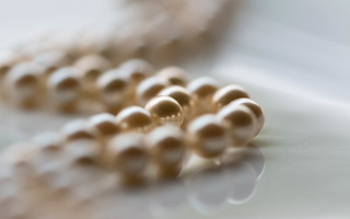 Pretty Pearls All In A Row