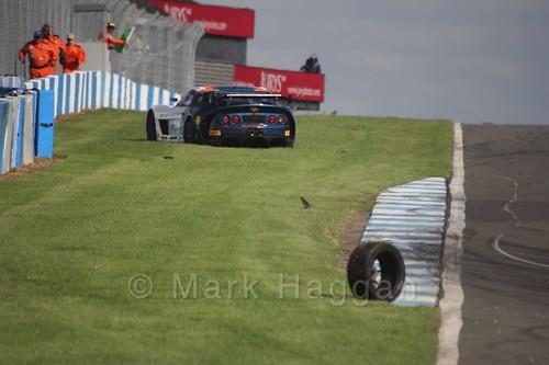 British GT Donington Weekend Sept 2016