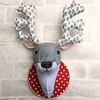 "Faux Taxidermy Deer Head • <a style=""font-size:0.8em;"" href=""http://www.flickr.com/photos/29905958@N04/29534422076/"" target=""_blank"">View on Flickr</a>"