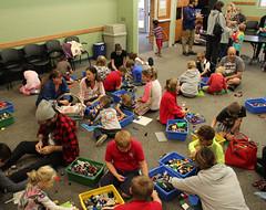 Georgetown Lego Club Sept 28, 2016 (ACPL) Tags: fortwaynein acpl allencountypubliclibrary georgetown geo legoclub