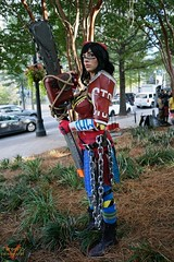 Dragoncon 2016 Cosplay (V Threepio) Tags: dragoncon2016 cosplay costume outfit posing modeling photography cosplayer dressup photoshoot sonya7r 2870mm sonyalpha unedited unretouched straightfromcamera fantasy scifi comiccon atlanta convention comics geekculture dc2016 girl female atomicwonderwoman wonderwoman