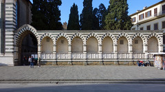 Screen, Santa Maria Novella façade