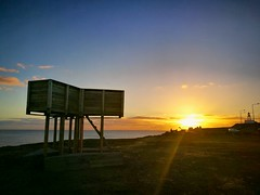 Just passing by car and went to see the Sunset at the Two Manifolds Miradoiro for the first time  in Santa Clara , So Miguel , Azores .. (miguel.santos.1029) Tags: sunsetpics sunsetshot sunsetphotography sunsetpic sunsetscape sunsetshots landscapecaptures landscapelovers landscape sunsetphoto azores acores saomiguelisland huaweip9 leicadualcamera phonography phonephotography pordosol fimdodia endofday entardecer