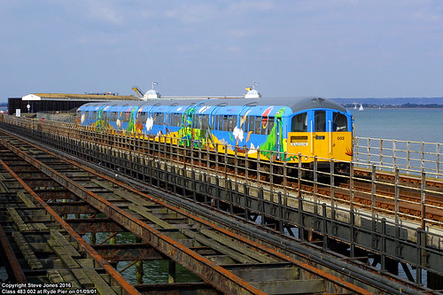 483002 at Ryde Pier