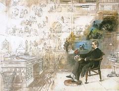 'Dickens's Dream' (1873-4) by R.W. Buss (1804-75) (petkenro) Tags: dickens