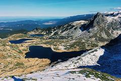Rila Lakes (The Fish Lake, The Trefoil Lake, The Twin Lake). Bulgaria (Viatores) Tags: rilalakes bulgaria nature lakes mountains   viatores