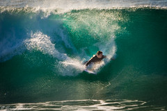 Surfing at North Narrabeen (Jeremy Denham) Tags: surfing waves water blue narrabeen