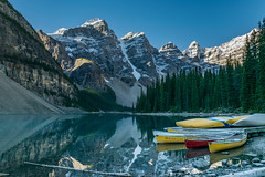 Boat Dock at Moraine Lake.jpg (jimregister813) Tags: alberta banffnationalpark morainelake canada