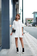 Trice Nagusara La Petite (Trice Nagusara) Tags: tricenagusara lapetite lapetitetrice ladies ladiesfashion lady look looks lookbook style styles styleforpetite styleforpetites sephcham smartcasual stylish sephchamtricenagusara petite petites petitestyle petitestyles petiteblogger philippines womensfashion women womenfashion white womenclothing woman womenswear whiteshoes whiteheels socks blacksocks whitedress ribbon clutchbag fashion fashionblogger fashionbloggermanila fashionbloggerinmanila feminine fashionable female femininity fashionshoot femininestyle stylishoutfit streetstyle streetshoot streetshot casual casualday casualoutfit chic casualootd casualstyle clothing cuteoutfit dress