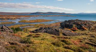 þingvellir autumn explored