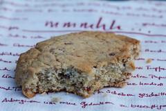 mmmhh.... (Elbmaedchen) Tags: keks orangentaler cookie cranberry