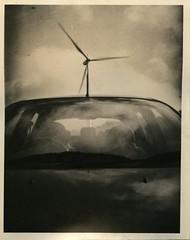 It's a wind-up. (mabtud) Tags: agfa clack delta 100 rodinal printed kodak bromesko developed fotospeed ld 20 selenium toned