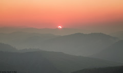 sunset's melody (the best maio) Tags: tramonto montagne monti sunset montain sunsetsmontain montains