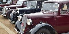 2016-09-17: Car Line (psyxjaw) Tags: chatham dockyard forties event salutetotheforties kent 40s reenactment historic