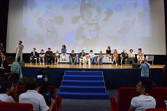 Cast Braccialetti Rossi, Pif (giffonistory) Tags: 2016 46a giffoni braccialettirossi salatruffaut pif incontro cast serietv manliocastagna