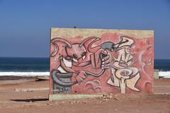 Insecticide (Ctuna8162) Tags: playa beach antofagasta grafitti painters art