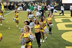 September 10, 2016_Ducks vs Virginia-51 (boudreaudavid83) Tags: oregon football ducks cheerleaders
