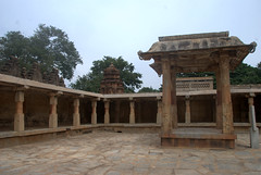 The Weighing platform (VinayakH) Tags: bhoganandeeshwaratemple karnataka india temple nandihills chikkaballapura chola ganga hoysala tipusultan religious historic