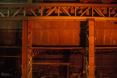 All Your Steel: Structures (UJMi) Tags: iron lahore pakistan steel steelmill fire industrial night sony nex nex7 electric furnace smelter hardwork ironwork idustry structure