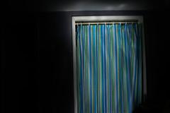 Monster in My Closet (hopebeadles) Tags: light night dark flashlight led monster closet indoors bedroom longexposure canon dslr lightroom adobe photoshop ghost