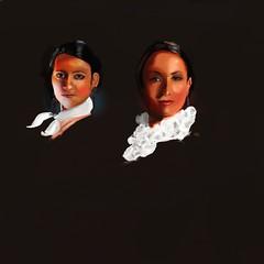 Flamenco - Las Bailaoras (Pat McDonald) Tags: andaluca andalus argentina artrage bailaora bailaoras bailar bale ballerina ballet ballo bsas buenosaires flamenco espaa danse dans dance castanet gitana guapa guapsima mediterranean madrid lalneadelaconcepcin portea porteo sailor spain flavio portrait