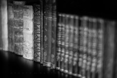 Forgotten thoughts from the past (matthiasstiefel) Tags: books handevisionibelux40mmf085