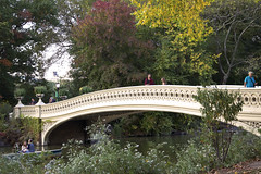 Bow Bridge - NYC Central Park (frankiefotocpa) Tags: park urban city nyc newyorkcity newyork fall foliage autumn nikon travel photography affinityphoto colors beautiful capture digitalphotography