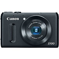 Canon PowerShot S100 12.1 MP Digital Camera with 5x Wide-Angle Optical Image Stabilized Zoom (Black) (goodies2get2) Tags: amazoncom bestsellers canon giftideas mostwishedfor