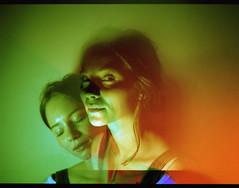 Abby (sharyn.ashley) Tags: fujifilm fujicolor pro 400h 120mm film shot maniya 645 1000s f28 filmisnotdead mediumformat fuji light homestudio