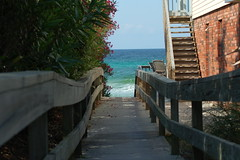 Boardwalk - Panama City Beach (chrismccorkle2) Tags: boardwalk beach panama city pcb secluded ocean board walk