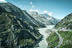 On the way to the Bridge GOMS, Switzerland (oksana_korda) Tags: switzerland beautifulplace mountains landscape trip discover explore nature