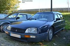 Citron CX Break (Monde-Auto Passion Photos) Tags: auto automobile citron cx break france montereaufaultyonne ancienne
