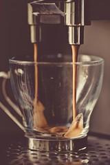 Espresso (RoCafe) Tags: macro coffee espresso coffeemaker drink cream bar kitchen brown aroma nikkormicro105f28 nikond600