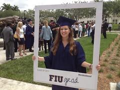 IMG_0725 (fiu) Tags: fall ahead polaroid graduation worlds commencement grad fiu 2013 worldsahead fiugrad