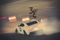 90 (3zoz_1) Tags: park chevrolet lens nikon zoom camaro saudi arabia mm nikkor riyadh motorsport drift kudu alone1    55300 3zoz   dirab    d3100