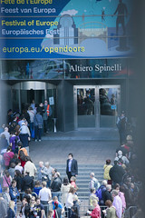 Welcome to #euopendoors inside and outside #ep #europeanparliament (European Parliament) Tags: brussels europa europe european belgium political union eu bruxelles parliament be leader session parlament parlement ep citizens parlamento plenary europen euroepan europeu parlamentul parlamentet europas europeo europos euroopan europisches europejski 2013 parlamentas parlaments eurpai parlamentti parlamente euroopaparlament eurostudio ewropeweuropees europsk parlamentil parlaimintn aheorpa vropski