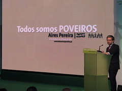 Apresentação Candidatura Aires Pereira